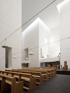 Rafael Moneo Chiesa di Iesu San Sebastian, Spagna