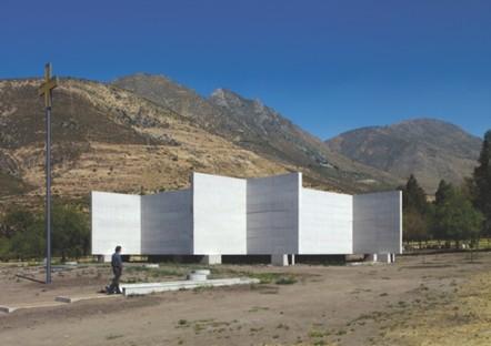 Cristian Undurraga Capilla del Retiro a Auco - Cile