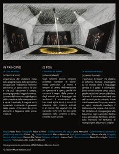 Studio Azzurro In Principio (e poi) ai Musei Vaticani