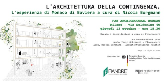 FAB Milano One Night L'Architettura della Contingenza