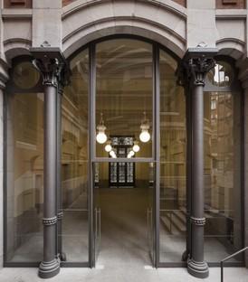 Paredes Pedrosa Arquitectos Banca Nazionale di Spagna Madrid