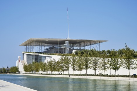 RPBW Centro Culturale Fondazione Stavros Niarchos Kallithea