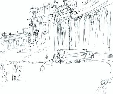 Alvaro Siza a Roma Maxxi e Accademia Nazionale di San Luca