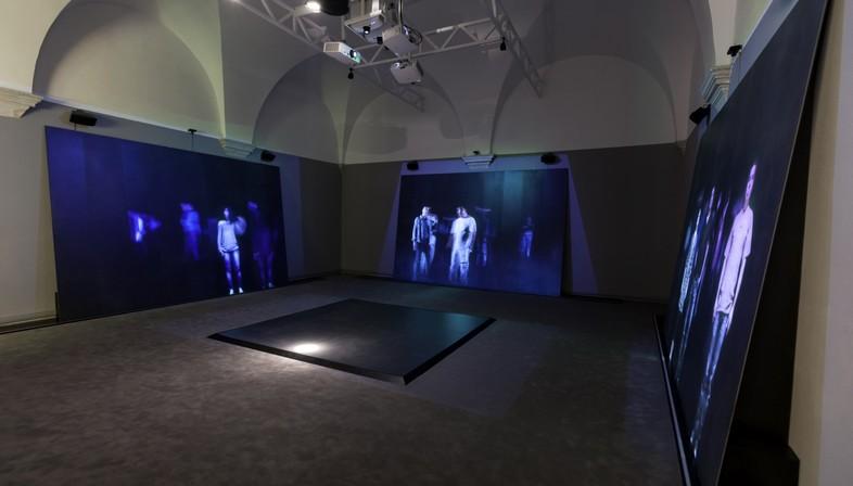 MaxFine ai Musei Vaticani con Studio Azzurro In Principio (e poi)