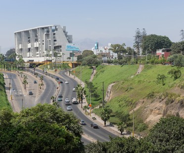 Grafton Architects UTEC Campus Universitario a Lima Peru