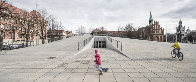 Robert Konieczny – KWK Promes National Museum Szczecin World Building of the Year 2016
