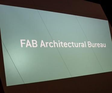 Cerimonia di Premiazione Next Landmark 2016 FAB Berlin