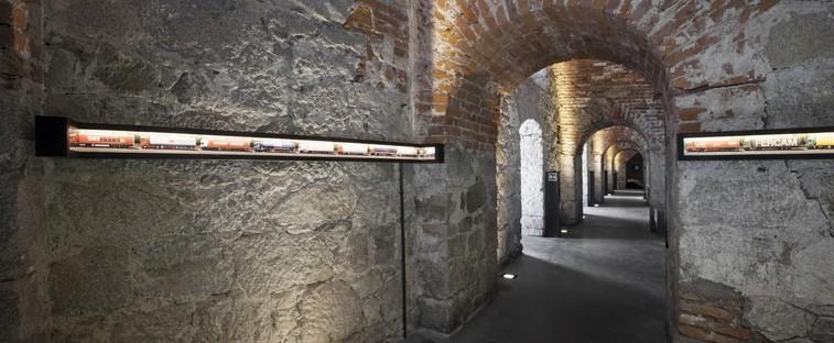 Markus Scherer Infopoint BBT Recupero della Franzensfeste, Fortezza, Bolzano
