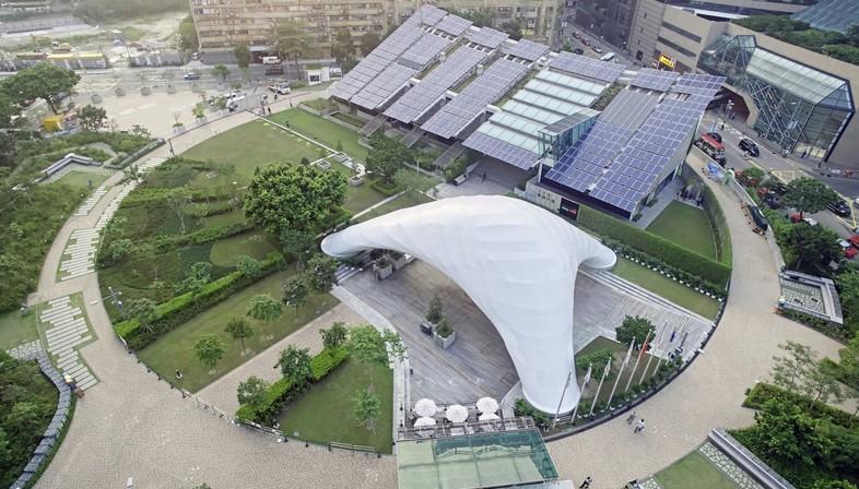 ZCB Bamboo Pavilion The Chinese University of Hong Kong