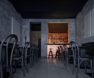Copper Bar di Zavoral Architekt