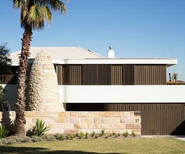Luigi Rosselli Architects Martello Tower Home