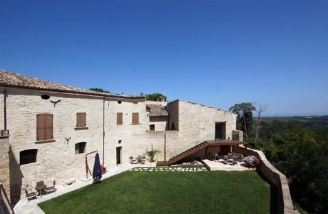 Rocco Valentini progetta il recupero di Palazzo Monaco