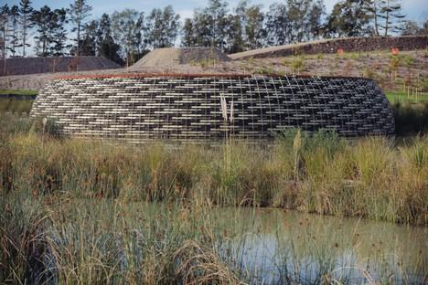 Isthmus Kopupaka Reserve in Nuova Zelanda World Landscape of the Year 2016