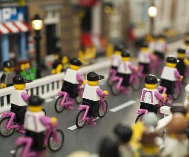 Milano e Roma due mostre con i mattoncini LEGO