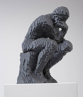 The Art of The Brick - Nathan Sawaya