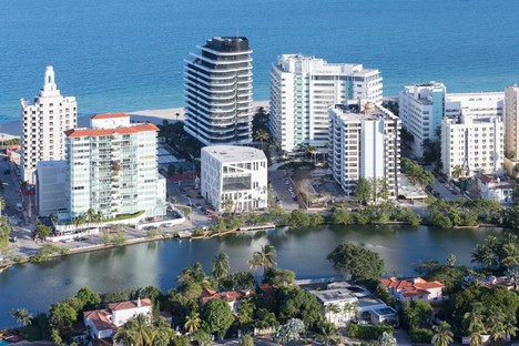 OMA Faena Forum, Faena Bazaar e Park - Miami Beach