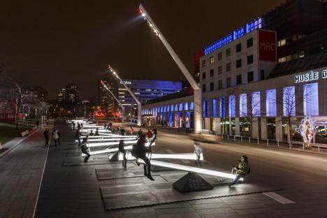 Tre installazioni interattive dal Canada all'Europa
