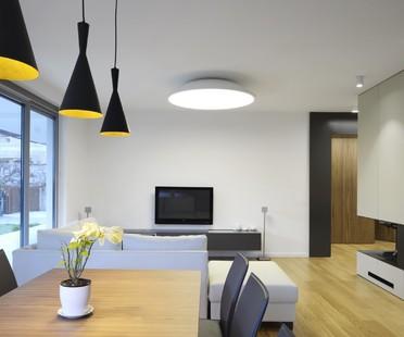 Appartamento a Ljublijana di SoNo Architects