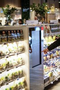 Area-17, Carlo Ratti, Iris ceramica a Milano per il supermercato del futuro