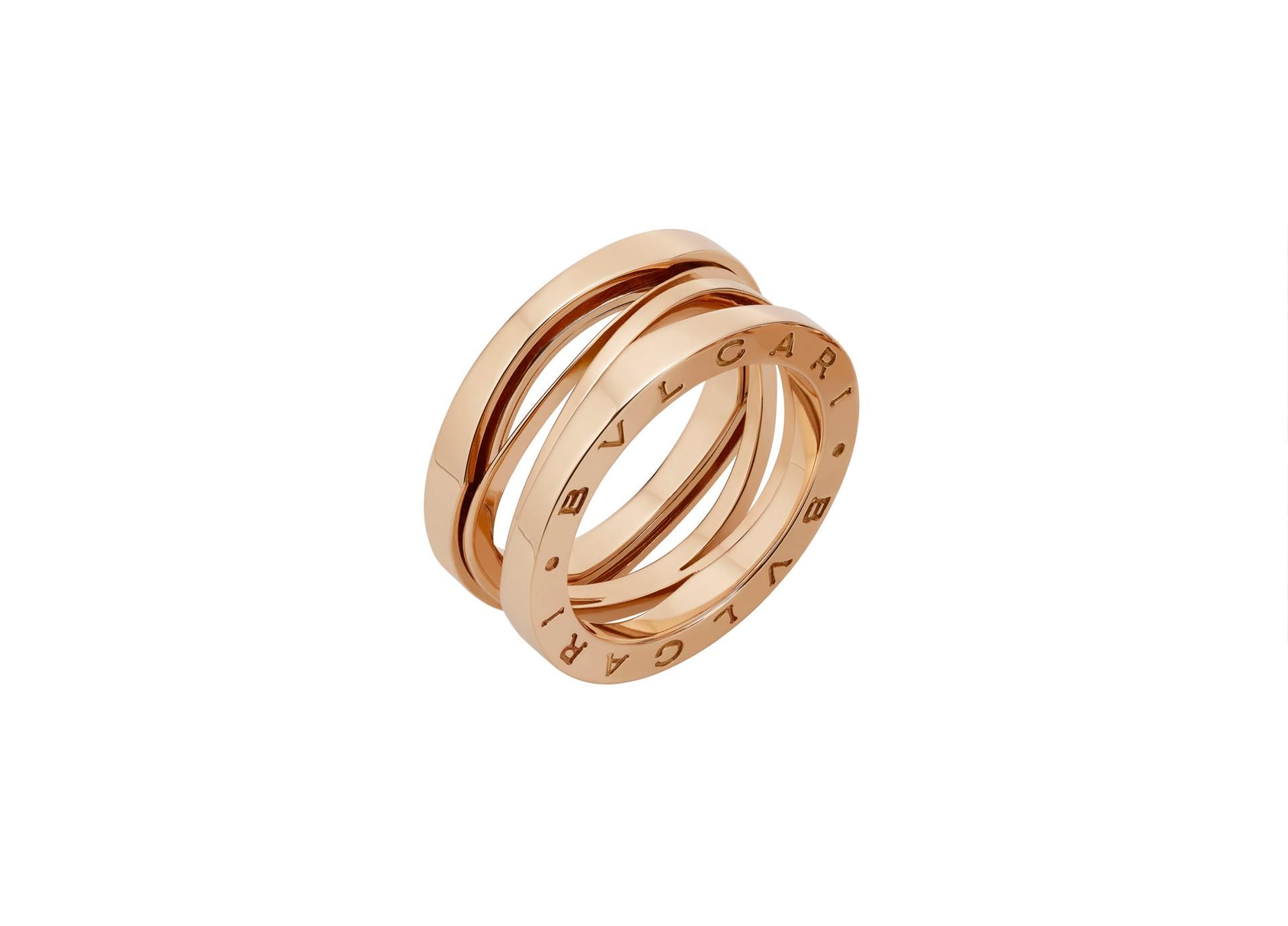 B.zero1 Design Legend l'anello disegnato da Zaha Hadid