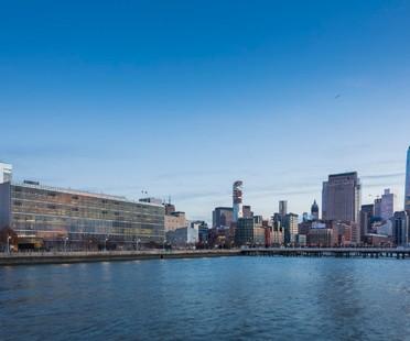 Dattner Architects e WXY architecture + urban design Manhattan Districts 1/2/5 Garage e Salt Shed