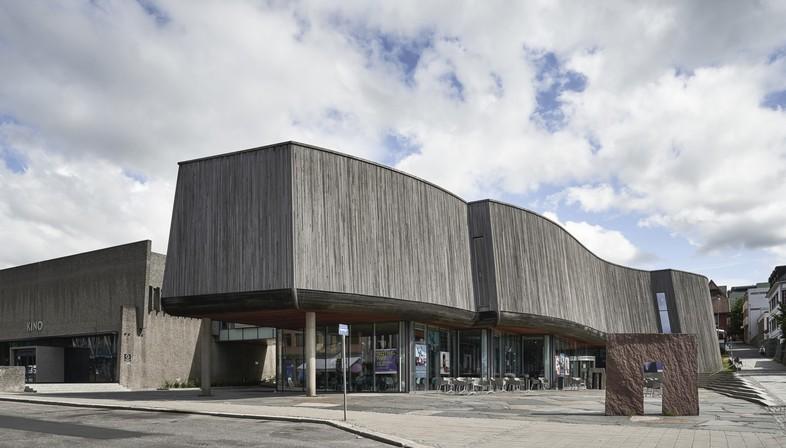 Snøhetta Ampliamento del Lillehammer Art Museum e Lillehammer Cinema