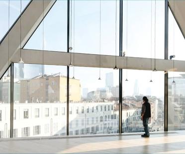Feltrinelli Milano: Herzog & De Meuron nuova sede Fondazione Giangiacomo