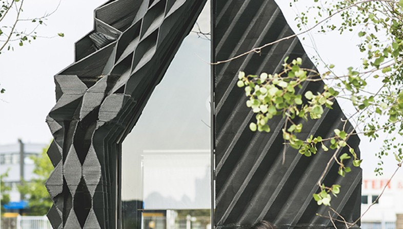 Architettura stampata: Urban Cabin di DUS Architects