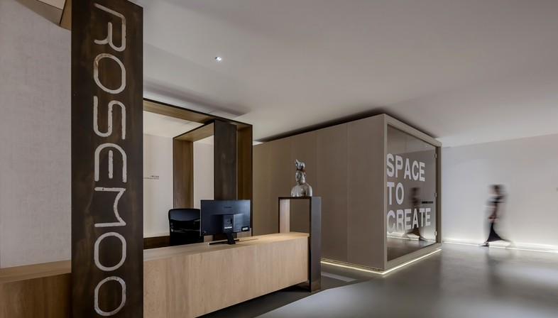 From nature i nuovi uffici di rosemoo pensati da cun for Uffici di design