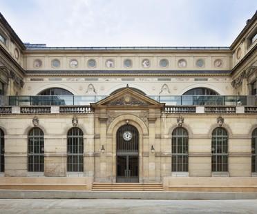 Bruno Gaudin e Virginie Brégal Architectes Ristrutturazione Site Richelieu a Parigi