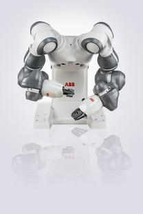 »YuMi®, dual-arm industrial robot«, 2015 Collaborative robot, © ABB Ltd.