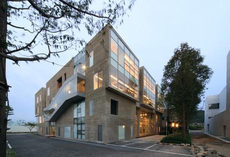 mostra Sections of Autonomy. Six Korean Architects Roma