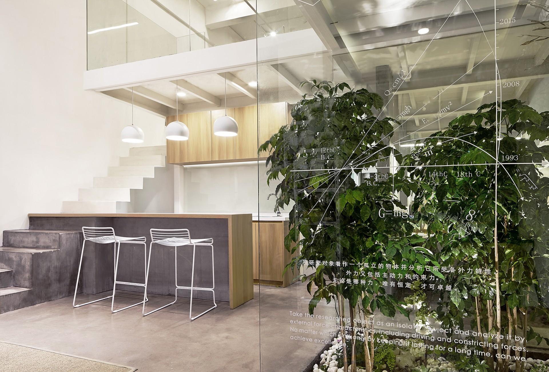 La poetica di un ufficio secondo Muxin Design Research
