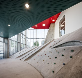 MVRDV + ADEPT, KuBe House of Culture and Movement