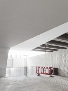 Data Architectes Centro di Raccolta – Isola Ecologica Porte de Pantin Parigi