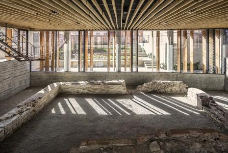 Le architetture finaliste del Premio Mies van der Rohe 2017
