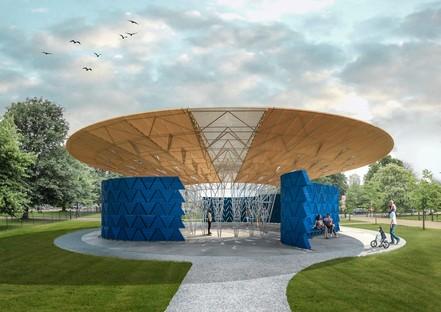 L'architetto del Serpentine Pavilion 2017 è Diébédo Francis Kéré