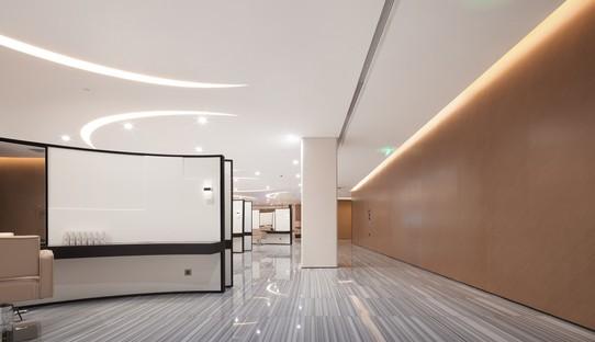 Curve Cutting di Co-Direction Interior Design