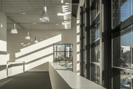 C.F. Møller Architects Arte e Architettura per il Centro Energetico di Greenwich