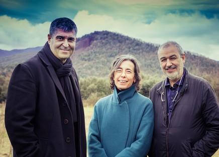 Rafael Aranda, Carme Pigem e Ramón Vilalta Pritzker Prize 2017