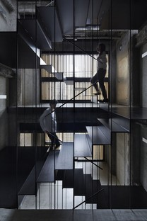 Florian Busch Architects K8 Bar Galleria a Kyoto
