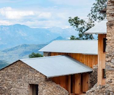 I vincitori della rassegna Architettura Arco Alpino 2016
