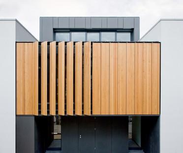 Pasel.Kuenzel Architects V12K03 Urban Housing a Leiden