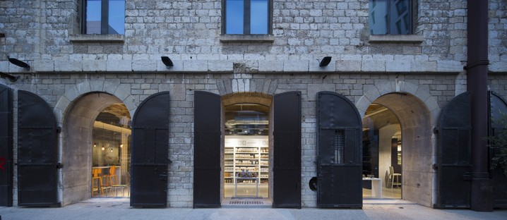 Un Nuovo Realismo Magico e Les Docks di 5+1AA a Pisa