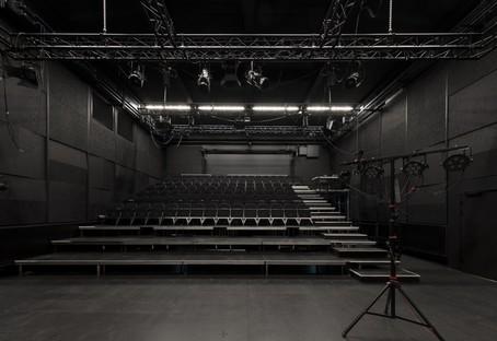 Schmidt Hammer Lassen Architects Vendsyssel Theatre Hjørring Danimarca