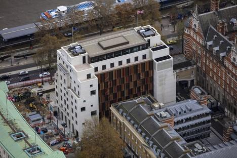 Allford Hall Monaghan Morris New Scotland Yard Londra