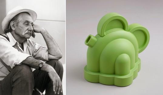Sottsass Branzi Oggetti d'autore in galleriaMilano Design Week