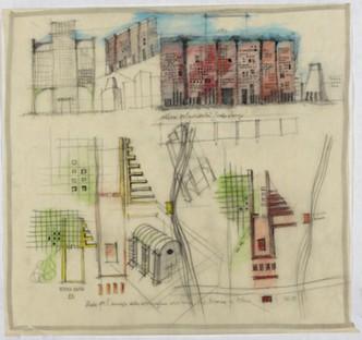 mostra Aldo Rossi e Milano, 1955-1995