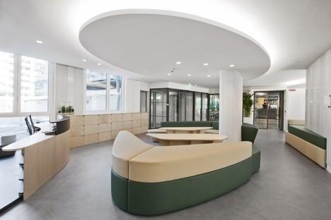 Studio DC10 Copernico un nuovo concept per i luoghi di lavoro