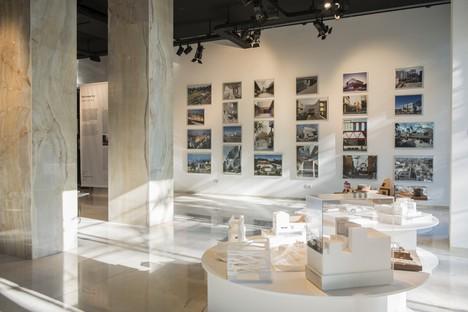 Sei architetti coreani a SpazioFMG
